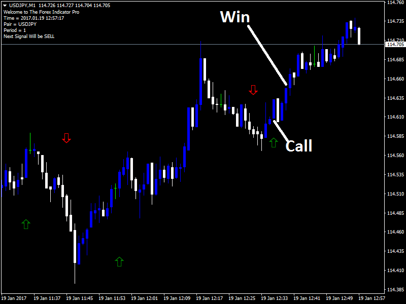 Binary options pro indicator