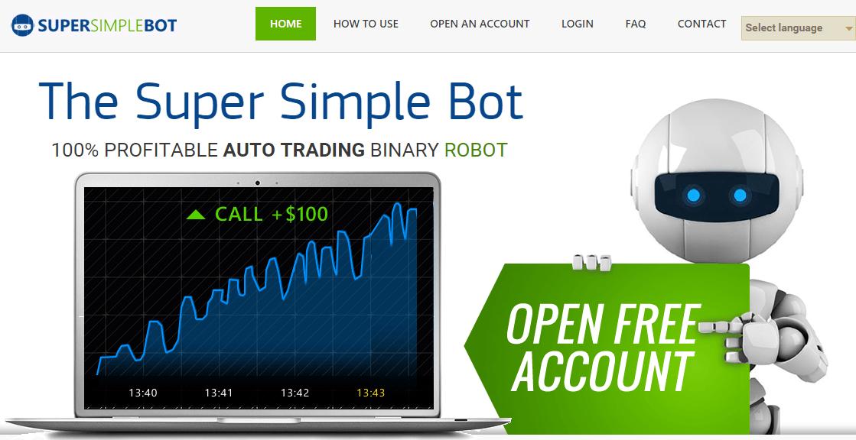 Binary forex trading bot